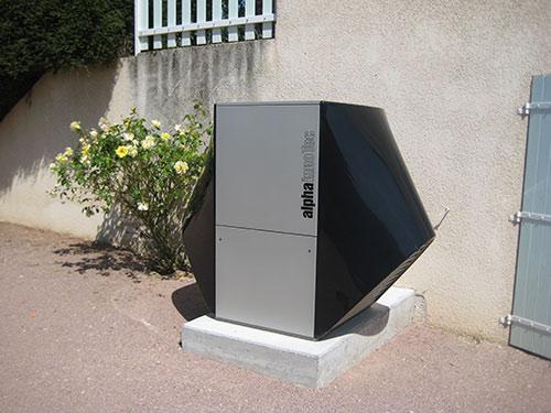 Pompe chaleur a rothermie g othermie climatisation for Pompe a chaleur technibel